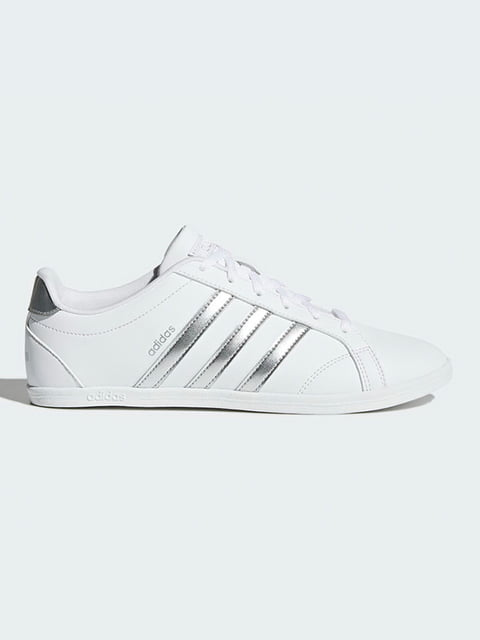 Кроссовки белые Adidas 4151682