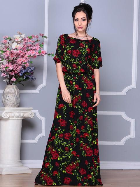 Сукня в квітковий принт Laura Bettini 4186794