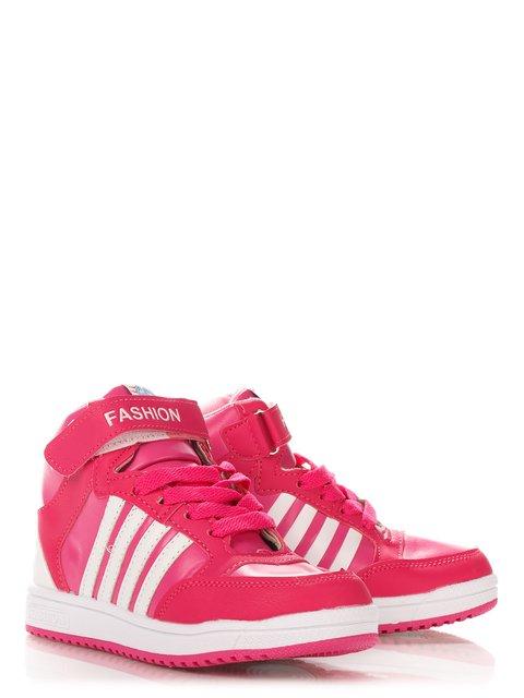 Кроссовки розовые GFB 3369107