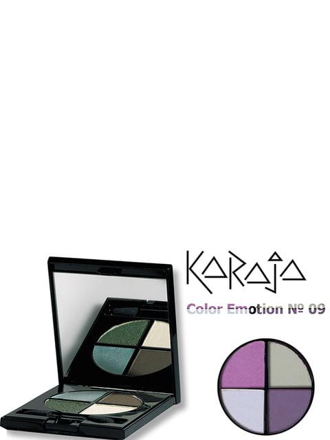 Тіні для повік Color Emotion - тон № 9 (6 мл) Karaja 3999663