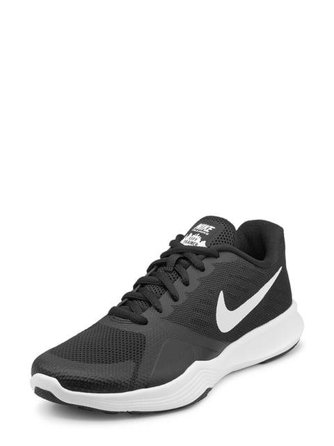 Кросівки чорні City Trainer Nike 4189823