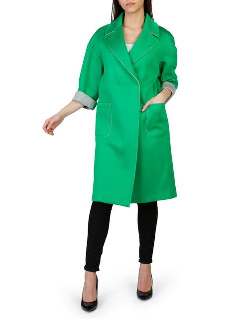 Пальто зелене Imperial 4155587