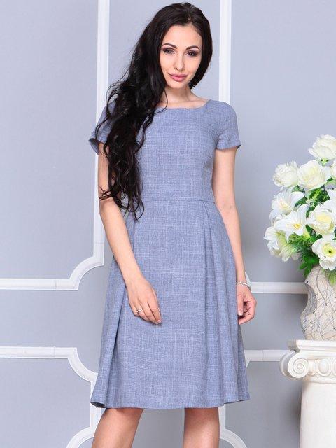 Сукня кольору фіолетового серпанку Laura Bettini 4191525