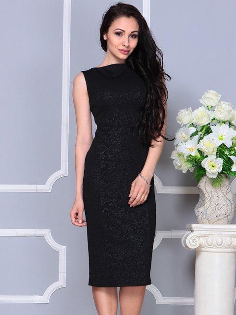 Платье черное Laura Bettini 4191527