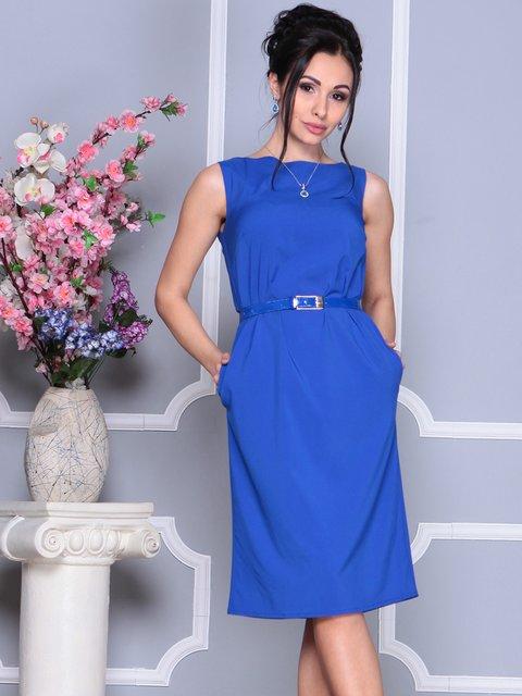 Сукня кольору електрик Laura Bettini 4191533