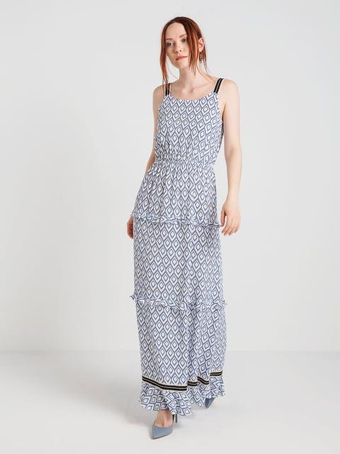 Сукня синя в принт BGN 4194661