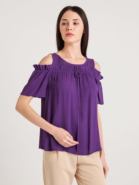 Блуза фіолетова BGN 4194689