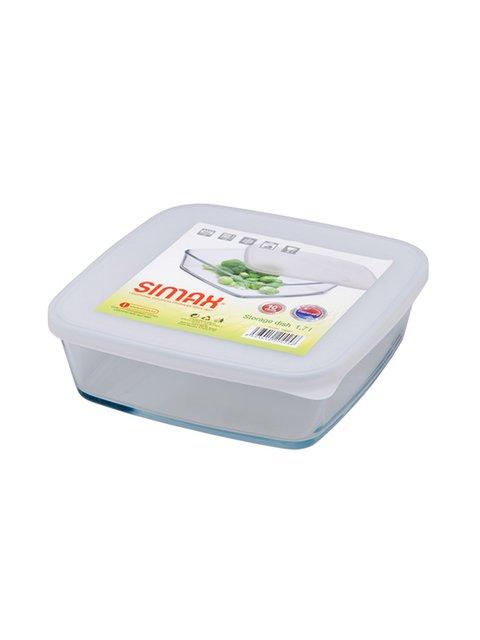 Контейнер для продуктів з кришкою (17 л) Simax 2216415