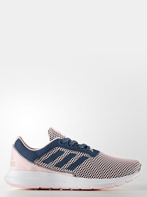 Кроссовки розово-синие Adidas 4004909