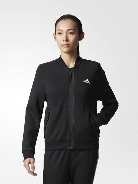 Толстовка черная Adidas 4104005