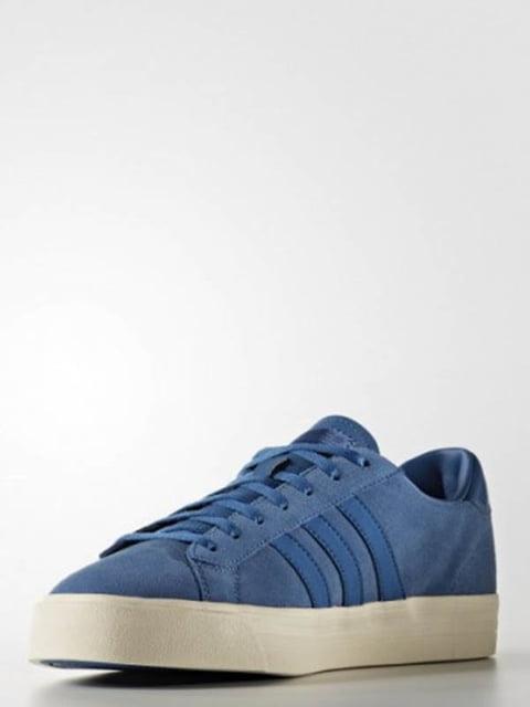 Кроссовки голубые Adidas 4185948
