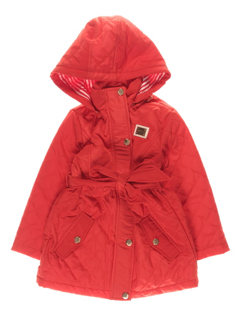 Куртка червона De Salitto 4191668