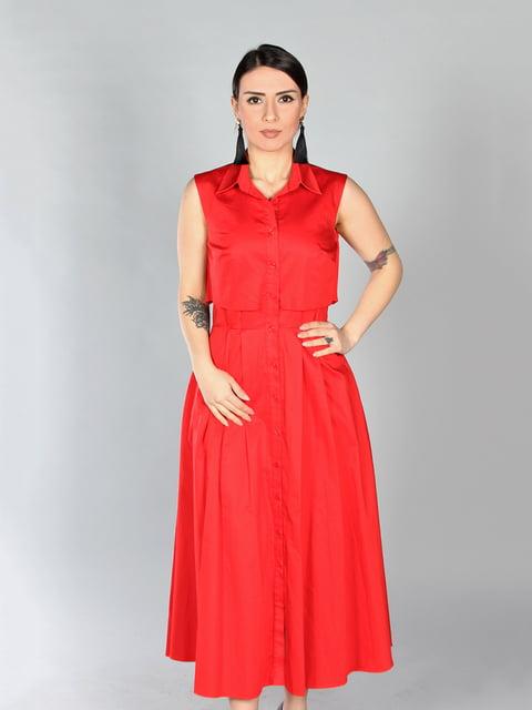 Сукня червона PINKMARK 4197256