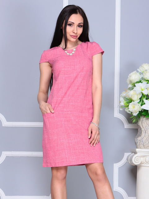 Сукня рожева Dioni 4201149