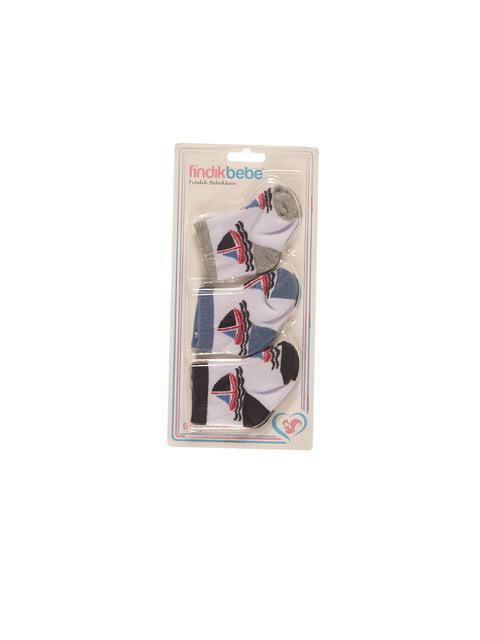 Набір шкарпеток (3 пари) Findik bebe 4180217
