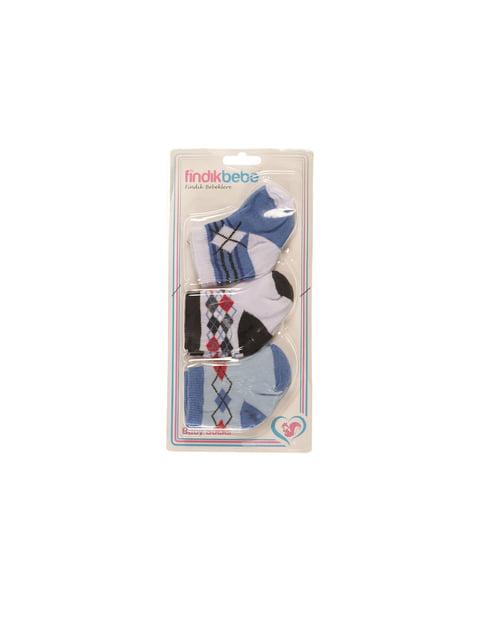 Набір шкарпеток (3 пари) Findik bebe 4180215