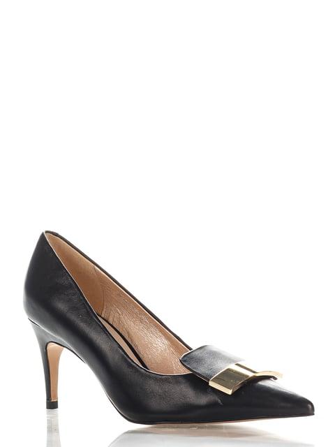 Туфли черные Blizzarini 4185693