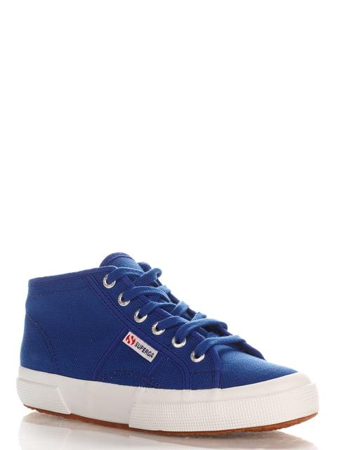 Кеды синие Superga 4195014