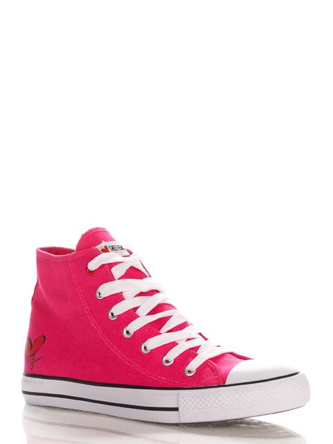 Кеды розовые Sweet Years 4195001