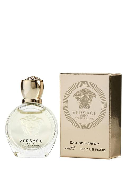 Парфумована вода Eros (5 мл) Versace 4203919