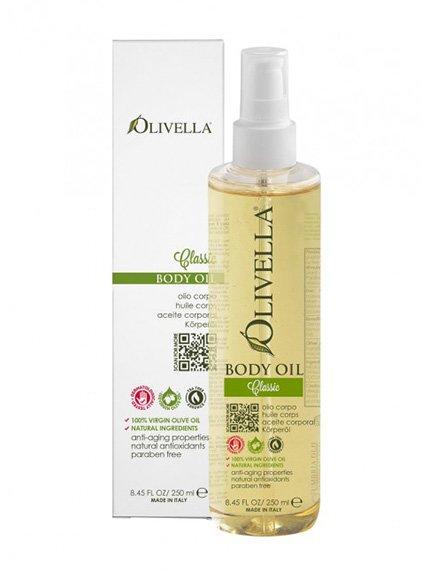 Олія для тіла тонізуюча (250 мл) Olivella 4210744