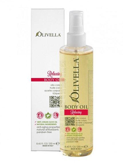 Олія для тіла розслабляюча (250 мл) Olivella 4210745