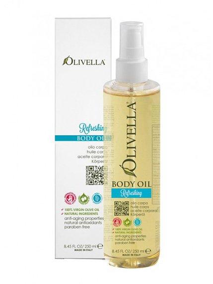 Олія для тіла освіжувальна (250 мл) Olivella 4210746