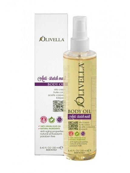 Олія для тіла проти розтяжок (250 мл) Olivella 4210747