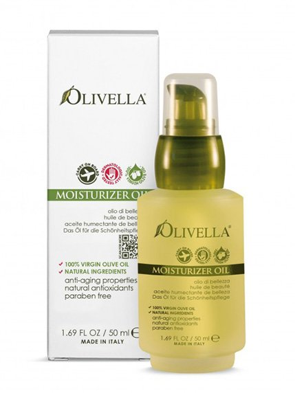 Олія для обличчя і тіла зволожувальна (250 мл) Olivella 4210752