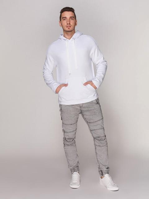 Худі біла Loca Man 4203757