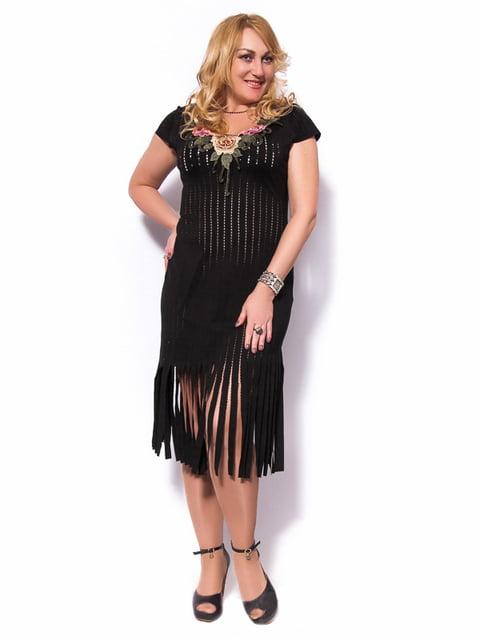 Платье черное LibeAmore 3992123