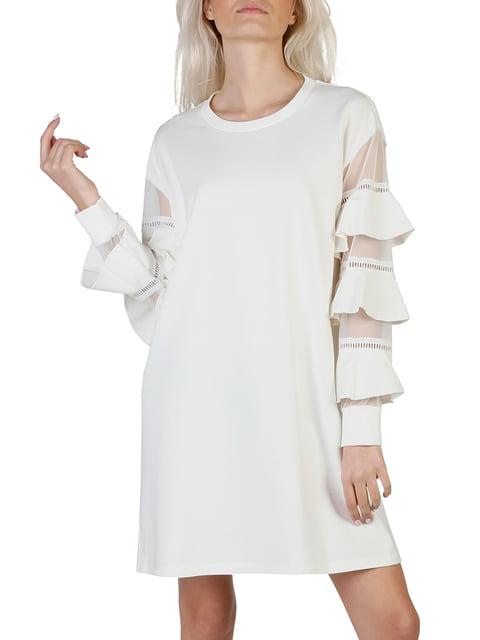 Платье белое Imperial 4213025