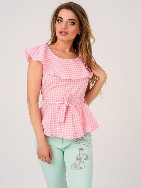 Блуза рожева Magnet 4184494