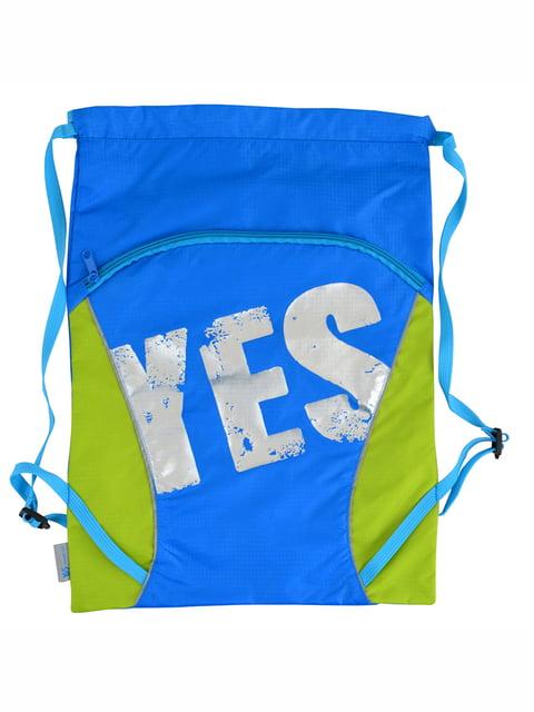 """Сумка блакитна """"YES"""" 4214796"""