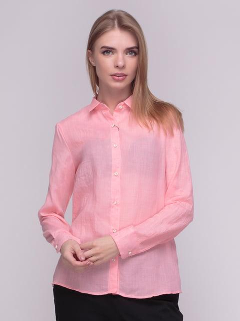 Рубашка светло-розовая F'91 4210290
