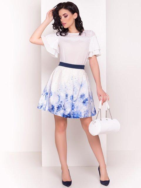 Блуза молочного кольору Modus 4217923