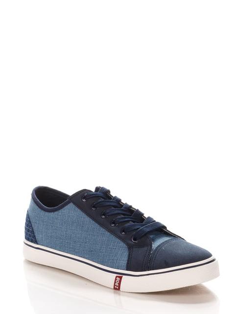 Кеды серо-голубые Lee Cooper 4127534