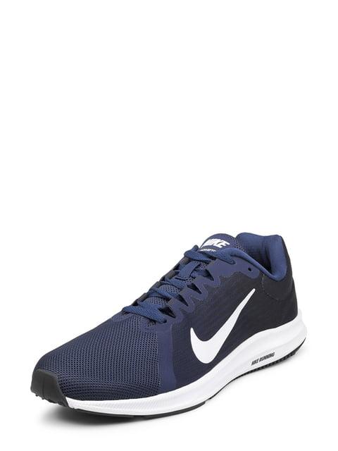 Кроссовки темно-синие Downshifter Nike 4217252