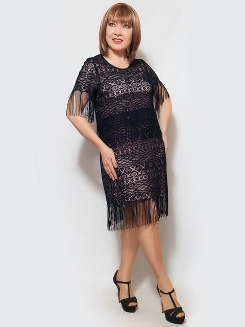 Сукня чорна LibeAmore 4220227