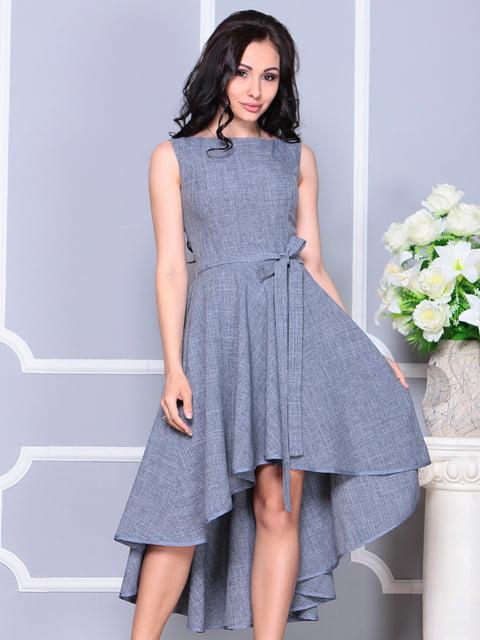 Платье дымчатого цвета Laura Bettini 4222430