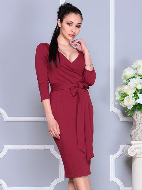 Сукня червона Laura Bettini 4222434