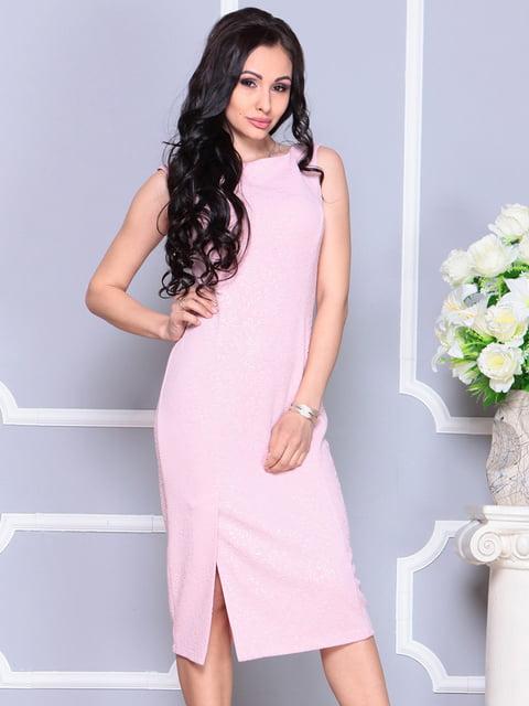 Платье розовое Laura Bettini 4222473