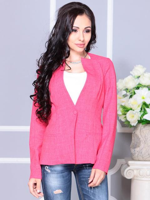 Жакет розовый Maurini 4222516