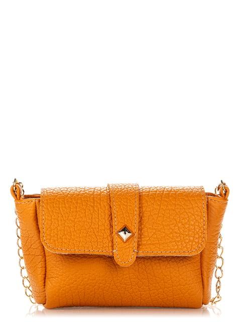 Сумка оранжевая Monika Ricci 4223212