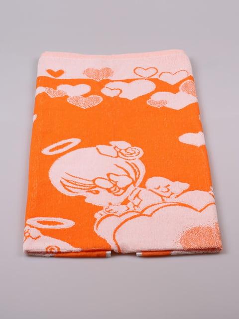 Рушник махровий (67х150 см) Речицкий текстиль 4223073