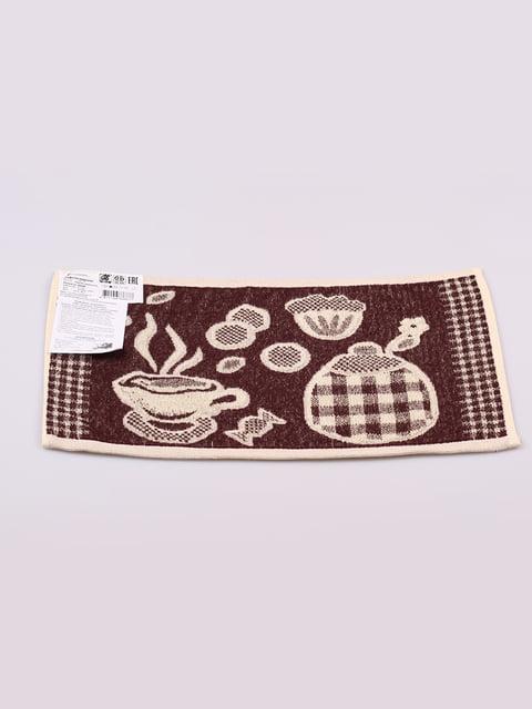 Серветка махрова (50х30 см) Речицкий текстиль 4234142