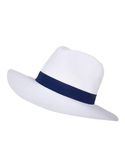 Капелюх білий Del Mare 4236019
