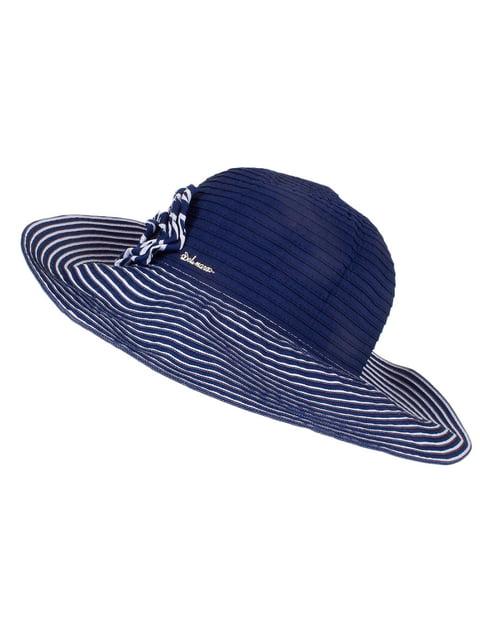 Шляпа синяя Del Mare 4236038