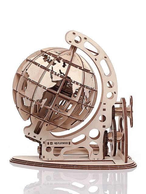 Механічний 3D-конструктор із дерева Mr.PLAYWOOD 4237530