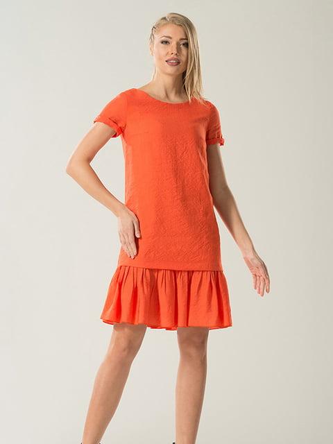 Сукня помаранчева Lesya 4224137